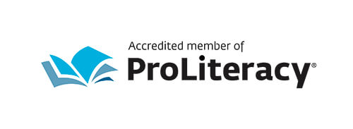 Accredited Member of ProLiteracy